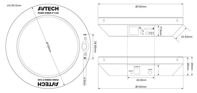 AVtech AVN808
